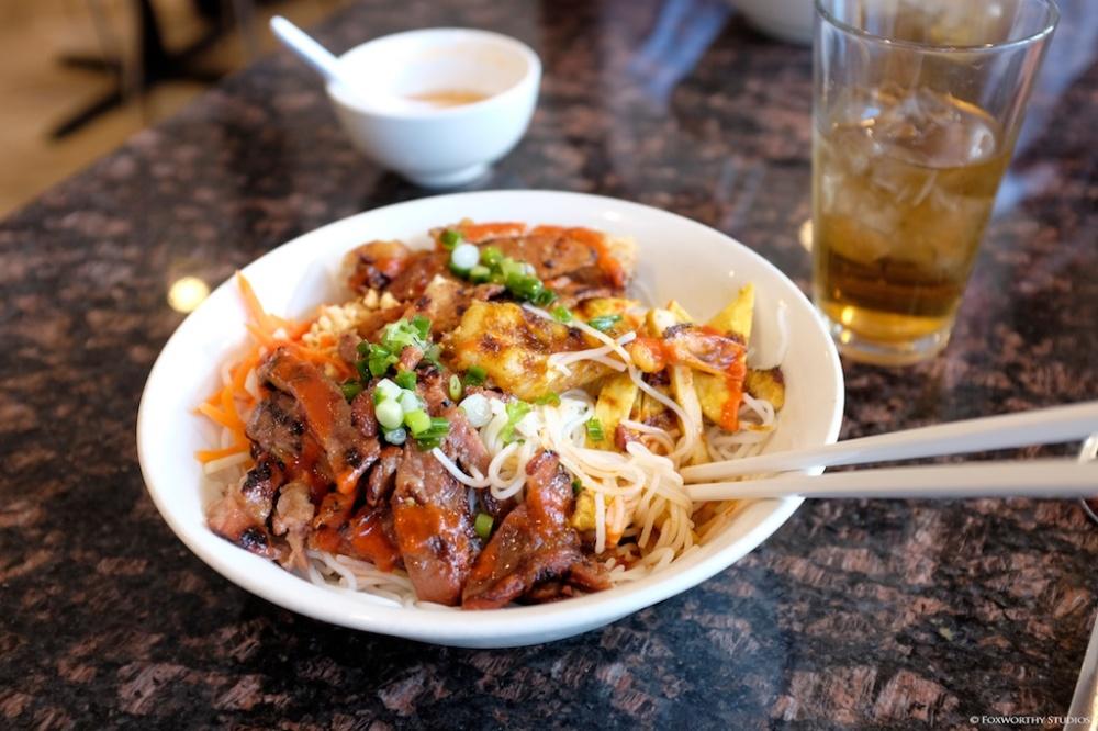 Noodle bowl, how I've missed thee!