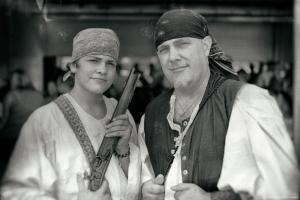 2nd Annual Pirate Festival, Maritime Center, Charleston, SC