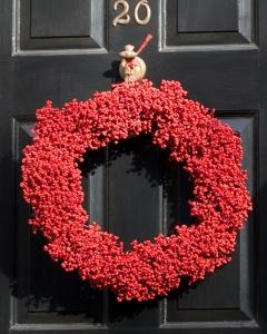 Christmas season on Tradd Street
